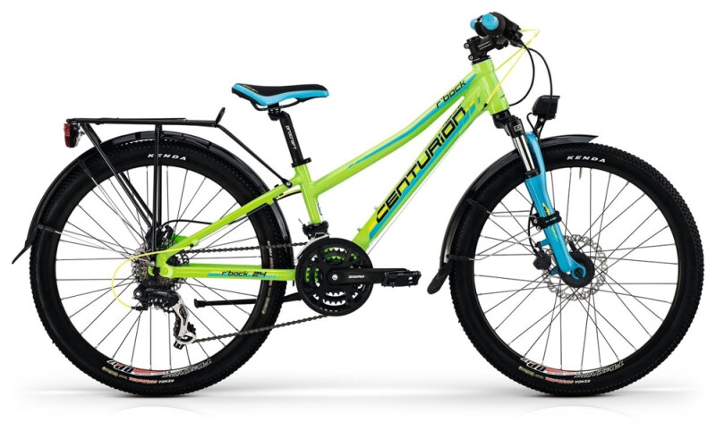 Centurion R' Bock 24 Shox-D EQ