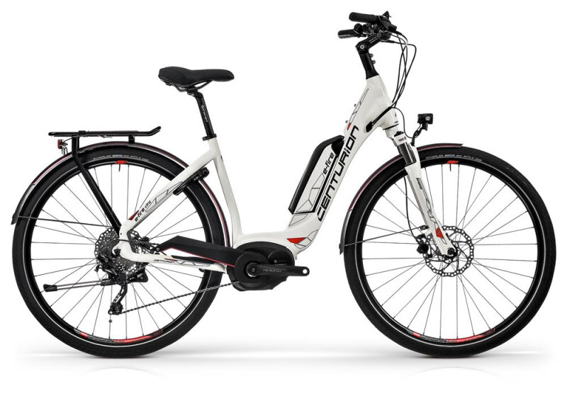 Centurion E-Fire City R850 weiss