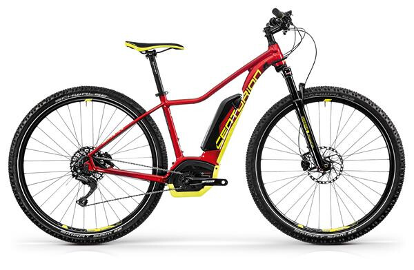 CENTURION - Backfire Fit E R850 rot