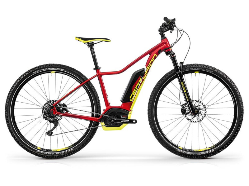 Centurion Backfire Fit E R850 rot