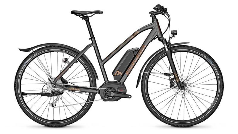 Univega TERRENO B STREET TRAPEZ E-Bike