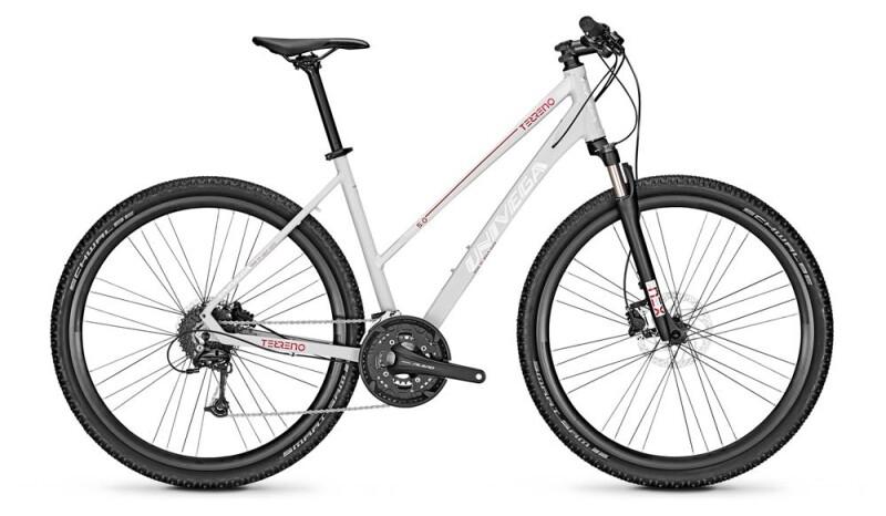 Univega TERRENO 5.0 TRAPEZ Crossbike