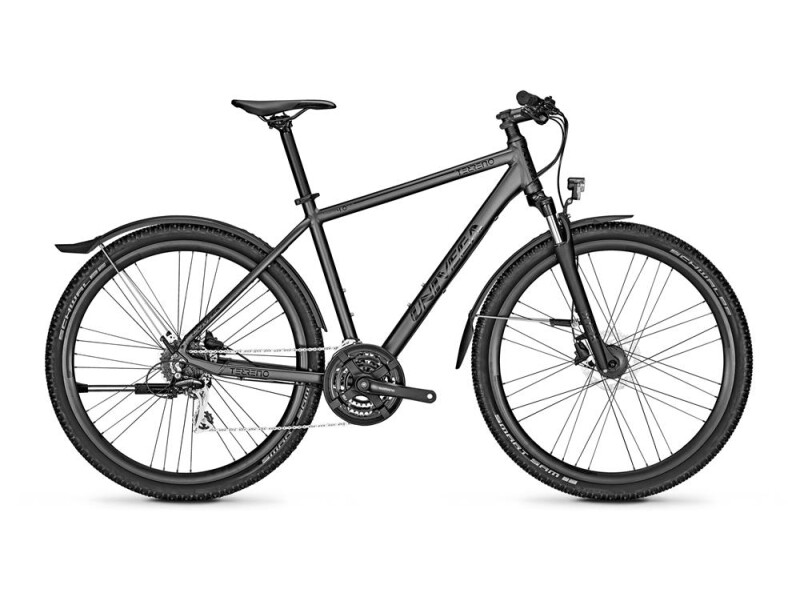Univega TERRENO 4.0 STREET DIAMANT BLACK/GREY