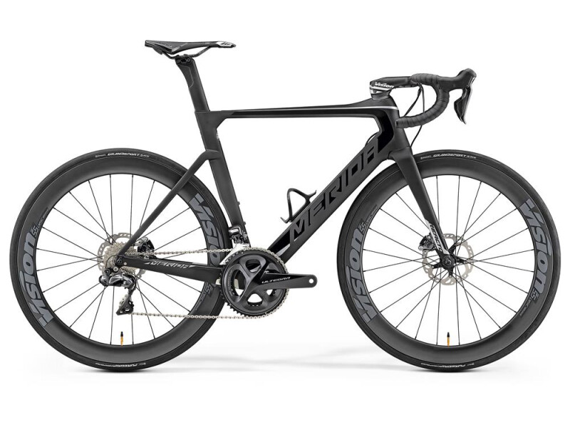 Merida REACTO DISC 8000-E MATT CARBON