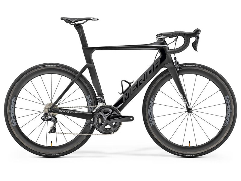 Merida REACTO 8000-E MATT-CARBON