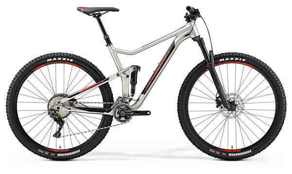 MERIDA - ONE-TWENTY 7. XT-EDITION TITAN