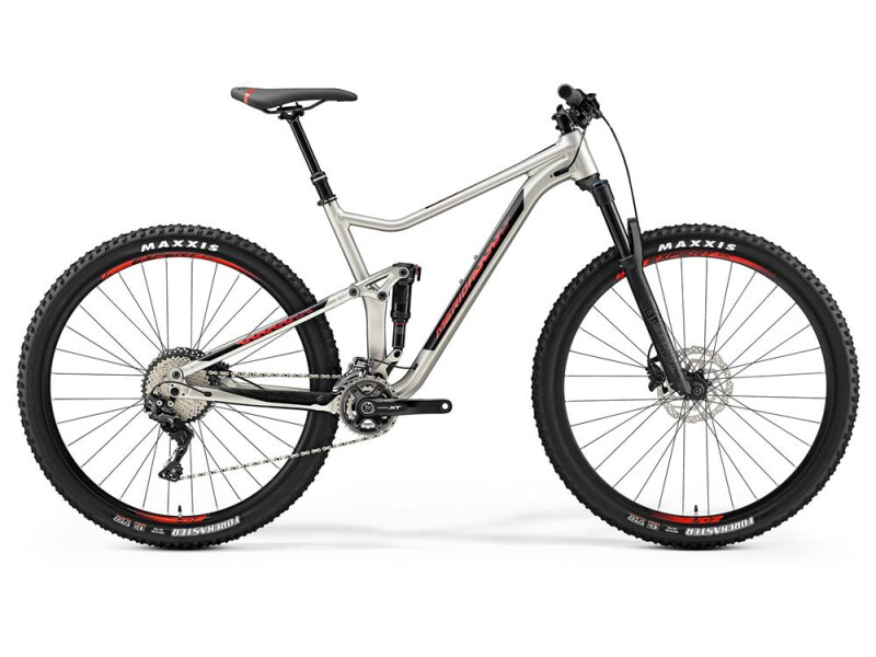 Merida ONE-TWENTY 7. XT-EDITION TITAN