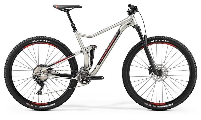 Merida ONE-TWENTY 7. XT-EDITION TITAN Mountainbike