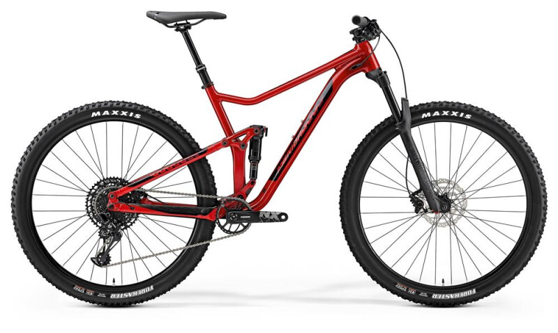 Merida ONE-TWENTY 7. 600 ROT Mountainbike