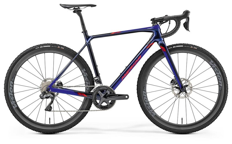 Merida MISSION CX 8000-E BLAU