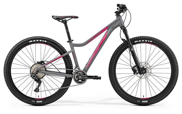 MERIDA - JULIET 7.XT-EDITION D-GRAU