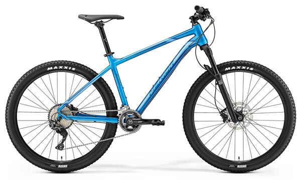 MERIDA - BIG.SEVEN XT-EDITION H-BLAU