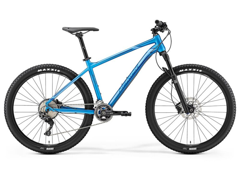 Merida BIG.SEVEN XT-EDITION H-BLAU