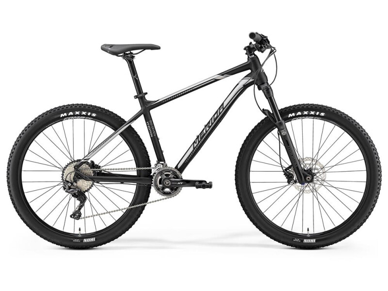 Merida BIG.SEVEN XT-EDITION SCHWARZ