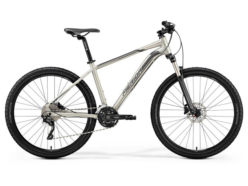 Merida BIG.SEVEN 80-D MATT TITAN