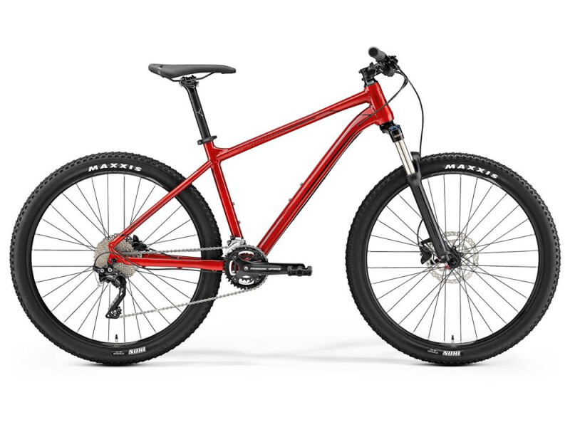 Merida BIG.SEVEN 300 ROT