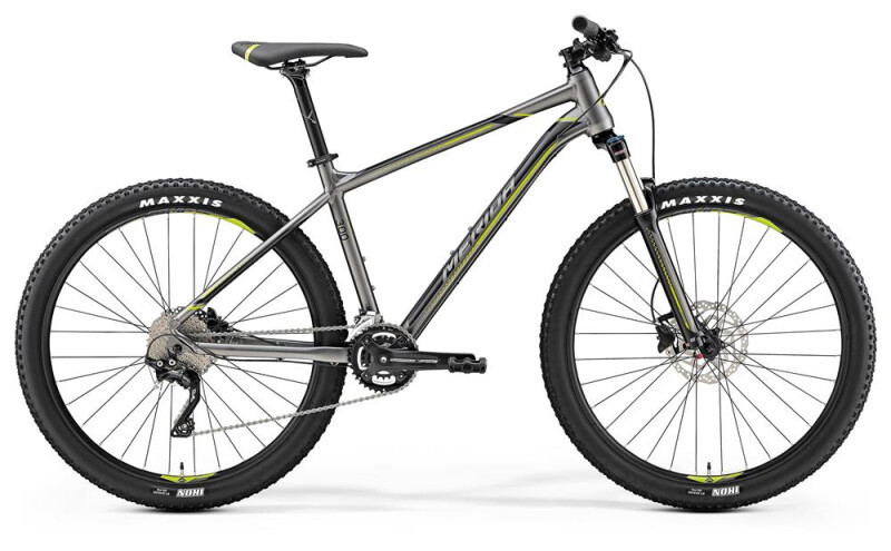 Merida BIG.SEVEN 300 ANTHRAZIT