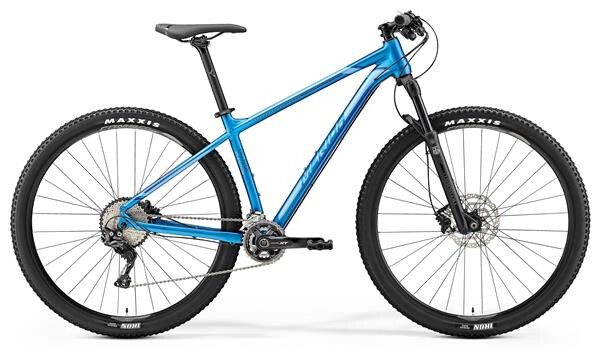 MERIDA - BIG.NINE XT-EDITION H-BLAU