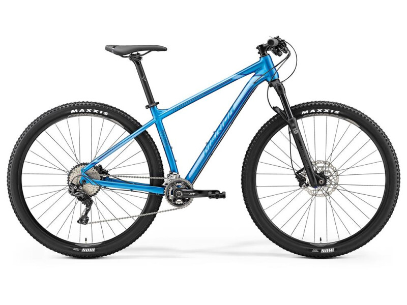 Merida BIG.NINE XT-EDITION H-BLAU