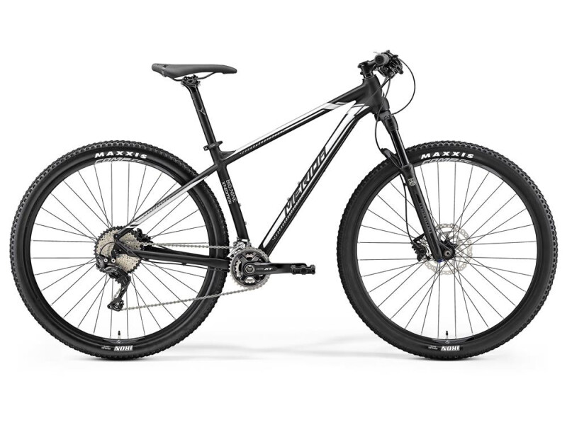 Merida BIG.NINE XT-EDITION SCHWARZ