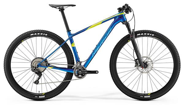 MERIDA - BIG.NINE XT BLAU
