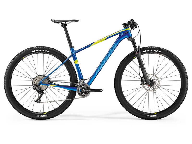 Merida BIG.NINE XT BLAU