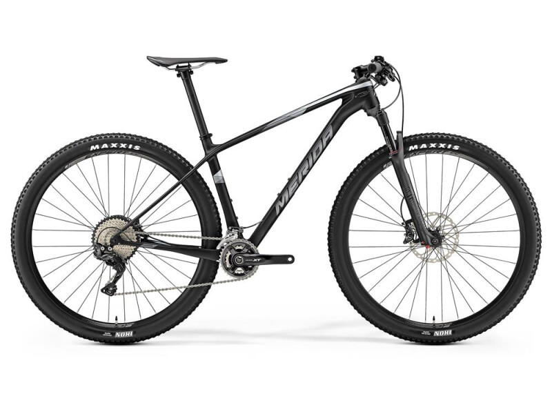Merida BIG.NINE XT MATT-SCHWARZ