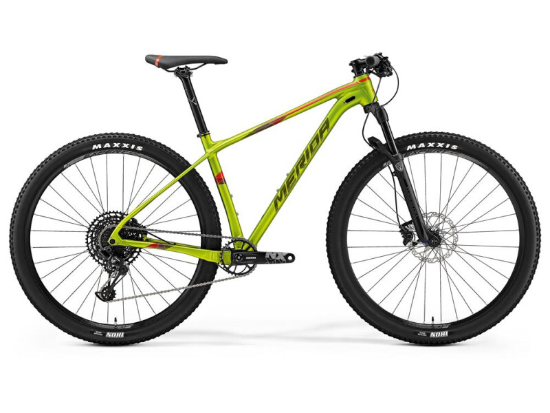Merida BIG.NINE NX-EDITION OLIVGRÜN