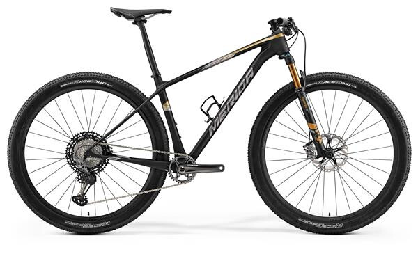 MERIDA - BIG.NINE 9000 MATT-CARBON