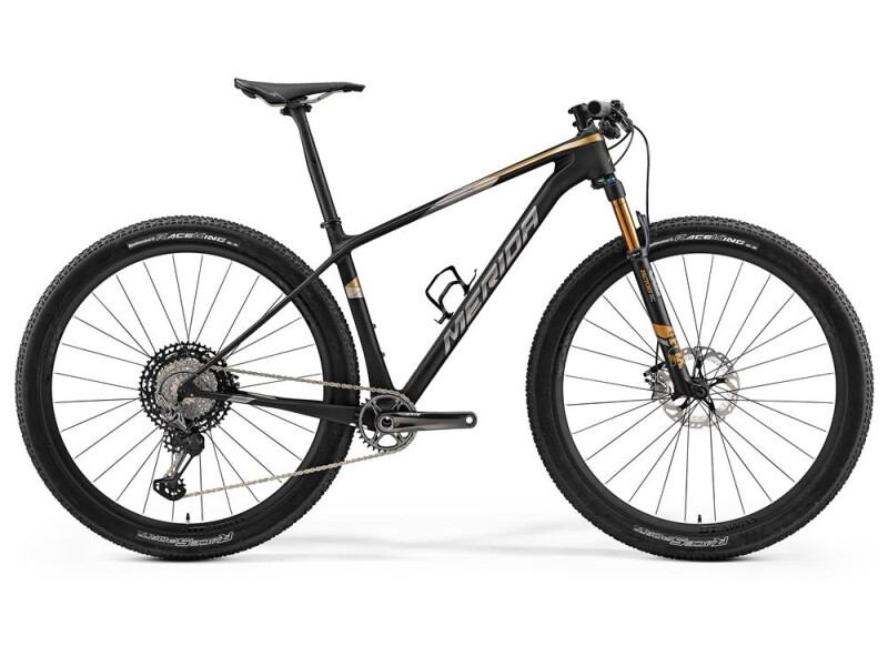 Merida BIG.NINE 9000 MATT-CARBON