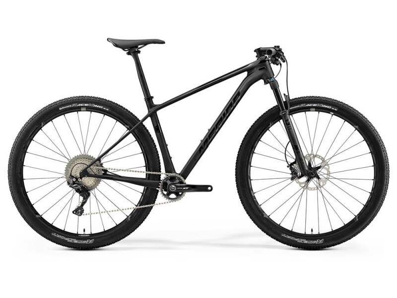 Merida BIG.NINE 7000 MATT-CARBON