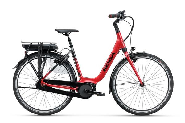 KOGA - E-NOVA LADY 500Wh Sienna Red