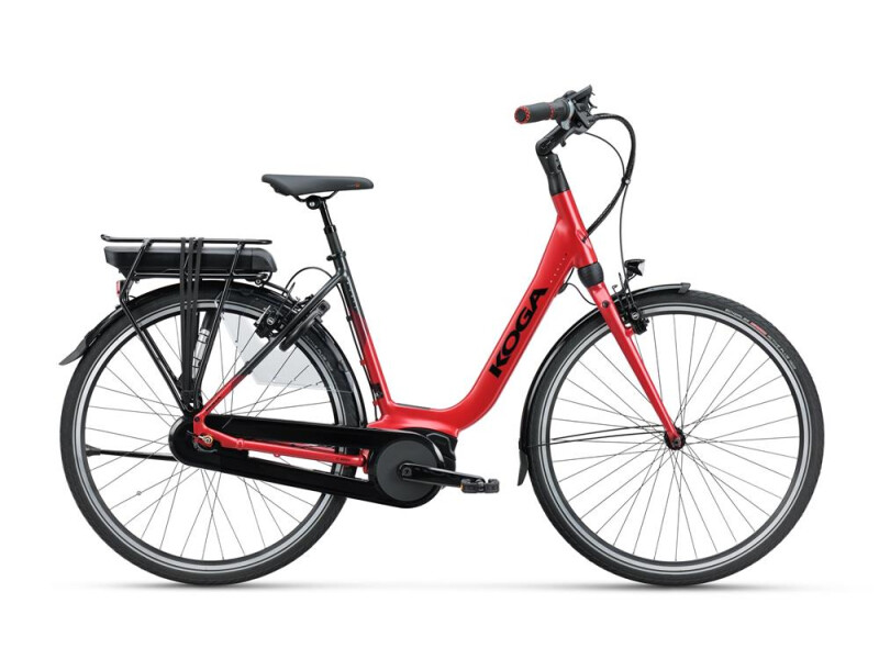 KOGA E-NOVA LADY 500Wh Sienna Red