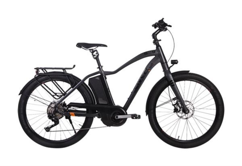 AVE SH9 Gent XT smoke grey E-Bike