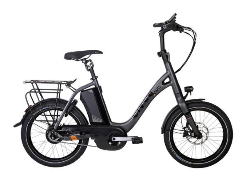 AVE MH9 NX8 LL smoke grey E-Bike