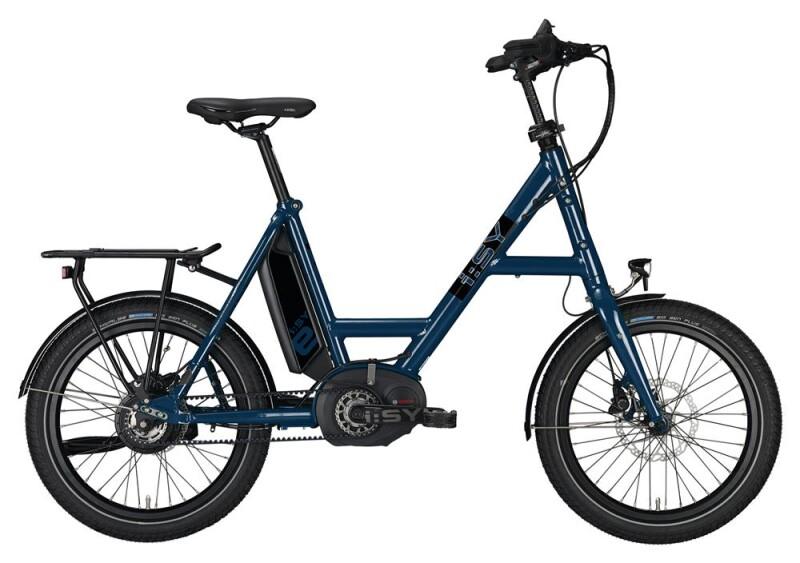 i:SY DrivE N3.8 ZR asphalt E-Bike