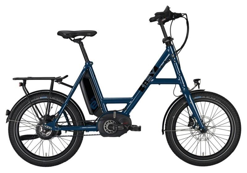 i:SY DrivE N3.8 ZR E-Bike
