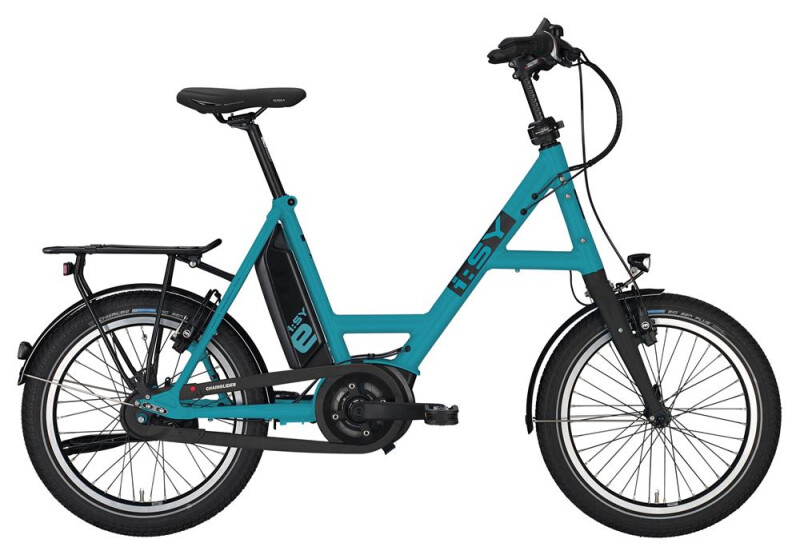 i:SY DrivE S8 E-Bike