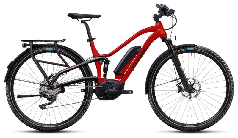 FLYER TX 7.10 E-Bike