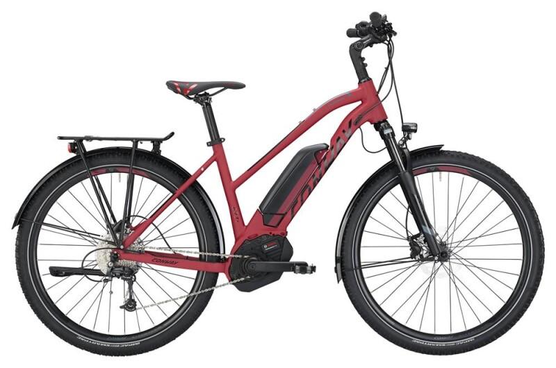 Conway eMC 427 Trapez E-Bike