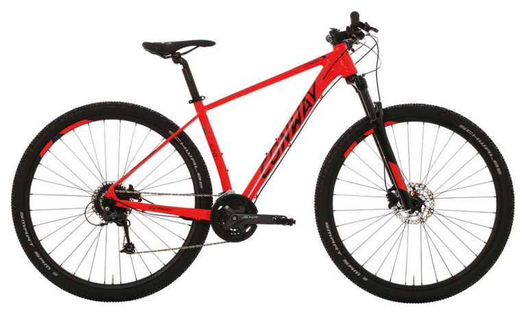 CONWAYMS 529 red/black