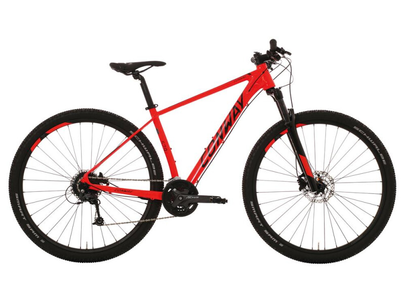 Conway MS 529 red/black