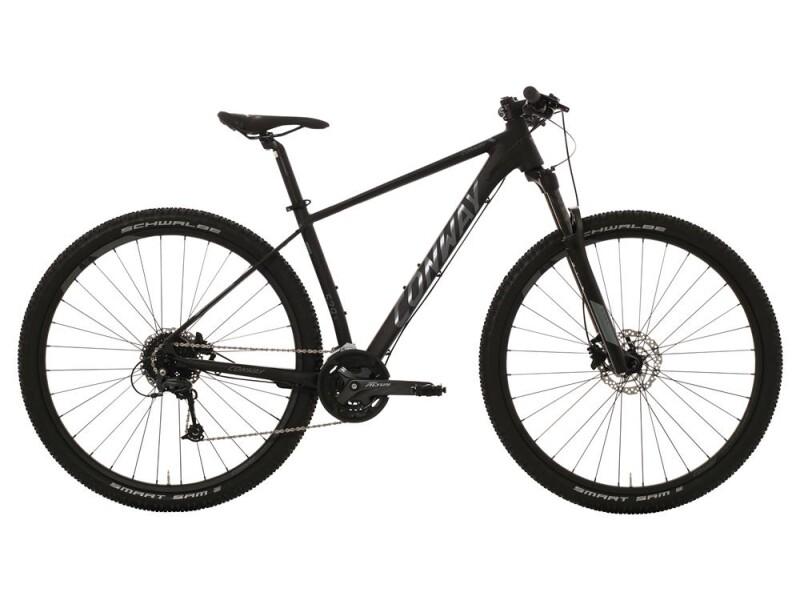 Conway MS 529 black matt/grey
