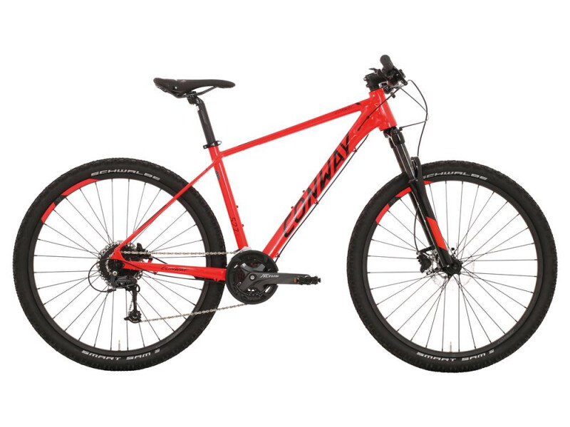 Conway MS 527 red/black