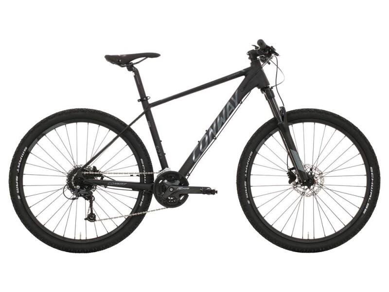Conway MS 527 black matt/grey