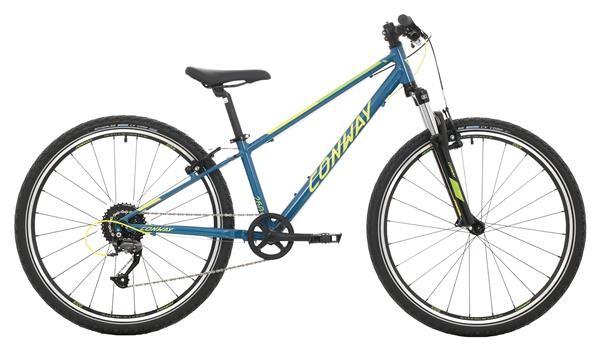 CONWAY - MS 260 Gefedert blue/lime