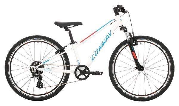 CONWAY - MS 240 Gefedert white/blue