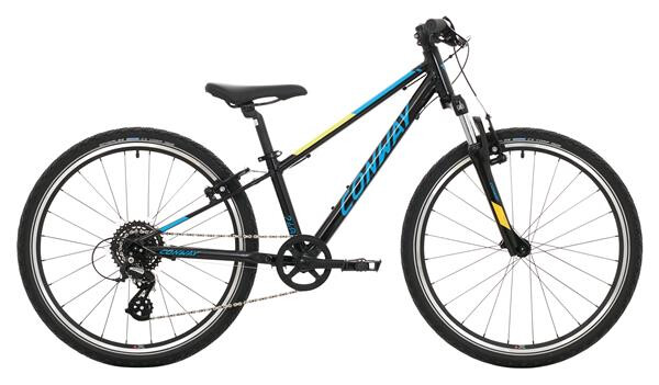 CONWAY - MS 240 Gefedert black/blue