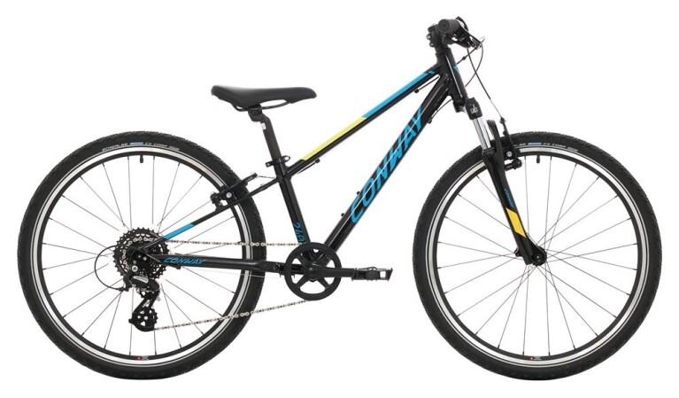 CONWAYMS 240 Gefedert black/blue