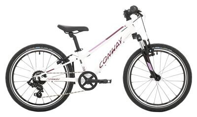 CONWAY - MS 200 Gefedert white/purple